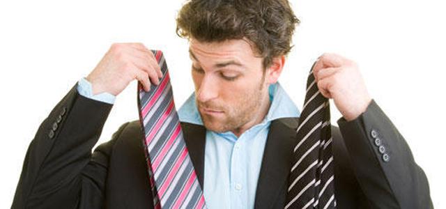 Kleiderfrage und ein wichtiger Knoten