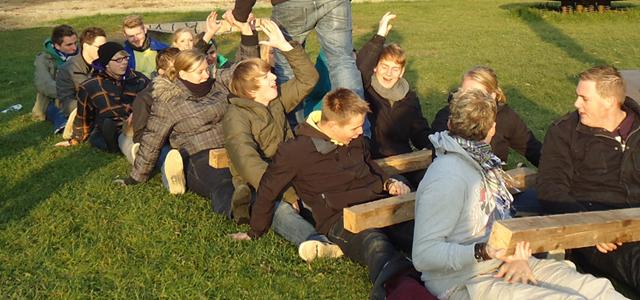 Ausbildungsfahrt 2011 bei Hammelmann