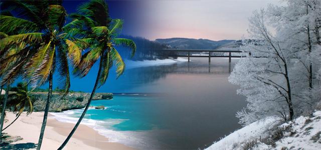 Sauerland statt Barbados