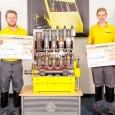 Sonja Steinhoff und Tim Schmidt, beide aus Oelde, haben bei der Hammelmann Maschinenfabrik GmbH erfolgreich ihre Ausbildung zur Zerspanungsmechanikerin bzw. zum Industriemechaniker abgeschlossen und werden jetzt in den entsprechenden Fachabteilungen […]