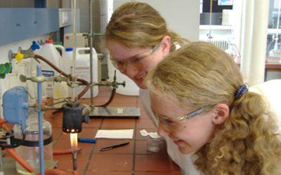 Girls' Day an der Fachhochschule Münster