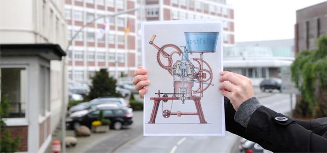 Milchschleuder-Patent feiert 120. Geburtstag