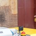 Fabian Stoffers, im 2. Ausbildungsjahr zum Industriemechaniker bei der Hammelmann GmbH in Oelde beschäftigt, half im Rahmen seiner Ausbildung beim Bau eines speziellen Reinigungssystems. Anschließend führte er per Funkfernsteuerung die […]