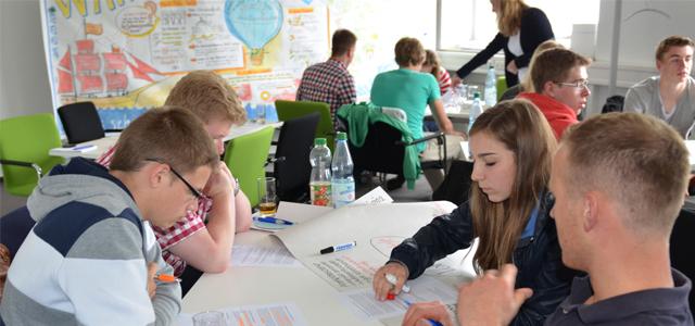 Workshop zum dualen Studium