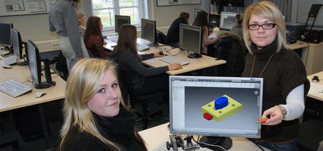 CAD: Mit dem Ferien-Schnupperkurs ins Studium