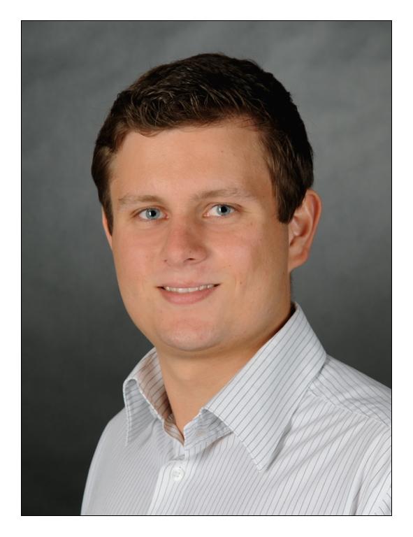 Gewann mit seiner Bachelorarbeit den ersten Preis: Wirtschaftsinformatik- Absolvent Alexander Kusche. (Foto: privat)