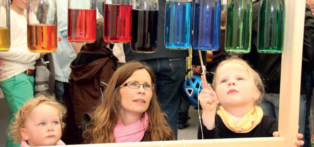Naturwissenschaftlich-technische Bildung in Oelder Kindertageseinrichtungen