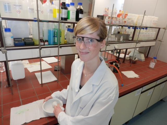 Interview mit der angehenden Pharmakantin Theresa Hunkemöller