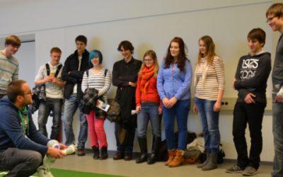 Info-Tag der Fachhochschule Südwestfalen in Hagen