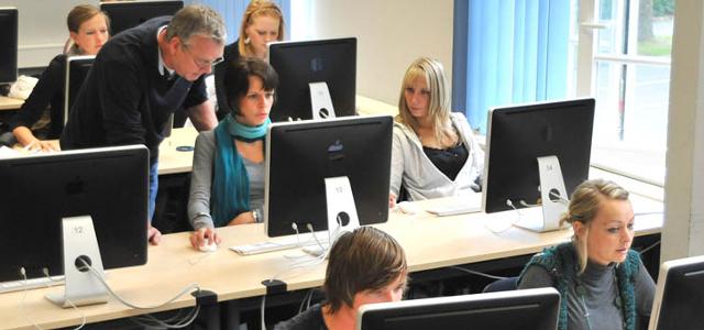 Studienberatung: Junger Medienstudiengang mit guten Berufschancen
