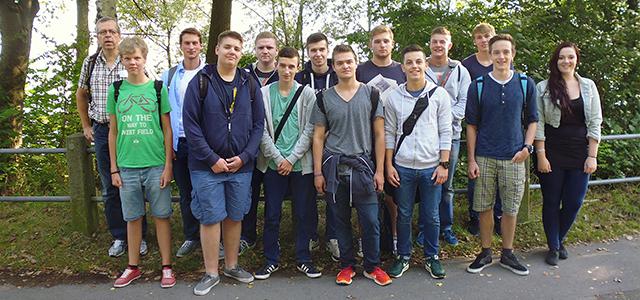 13 neue Auszubildende bei Rippert