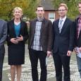 Der erste Jahrgang der dualen Studiengänge Elektrotechnik und Informatik der FH Münster ist am Ziel Münster/Steinfurt. Vor vier Jahren gestartet, nun der erfolgreiche Abschluss: Die ersten Absolventen der dualen Studiengänge […]
