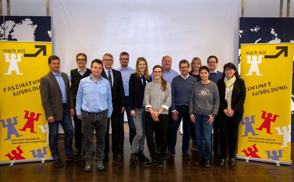 Sponsorensitzung am 10. März 2020 (Foto: Knut Reimann)